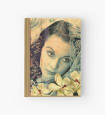 Scarlett Leigh with Magnolias from Tara Hardcover Journal
