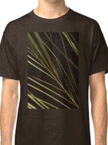 Leaf closeup Classic T-Shirt