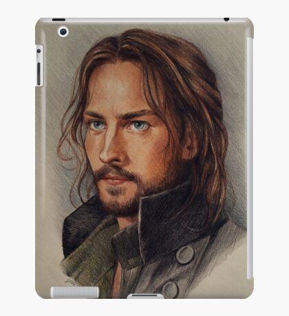 Ichabod #2 iPad Case/Skin