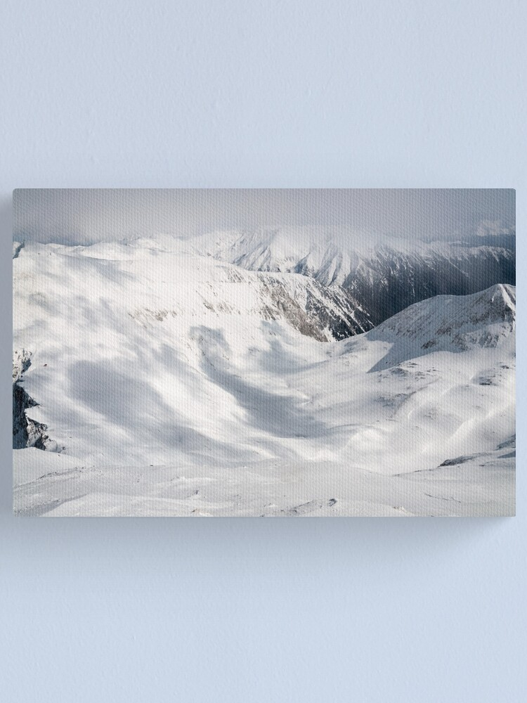 Alternate view of The Wicked valley Canvas Print