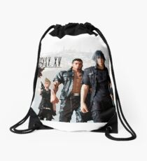Final Fantasy XV Drawstring Bag