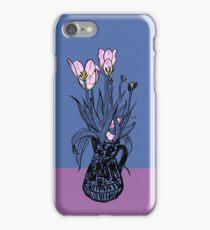 Wonky Flora iPhone Case/Skin