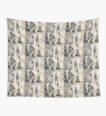 Woman and Man Wall Tapestry
