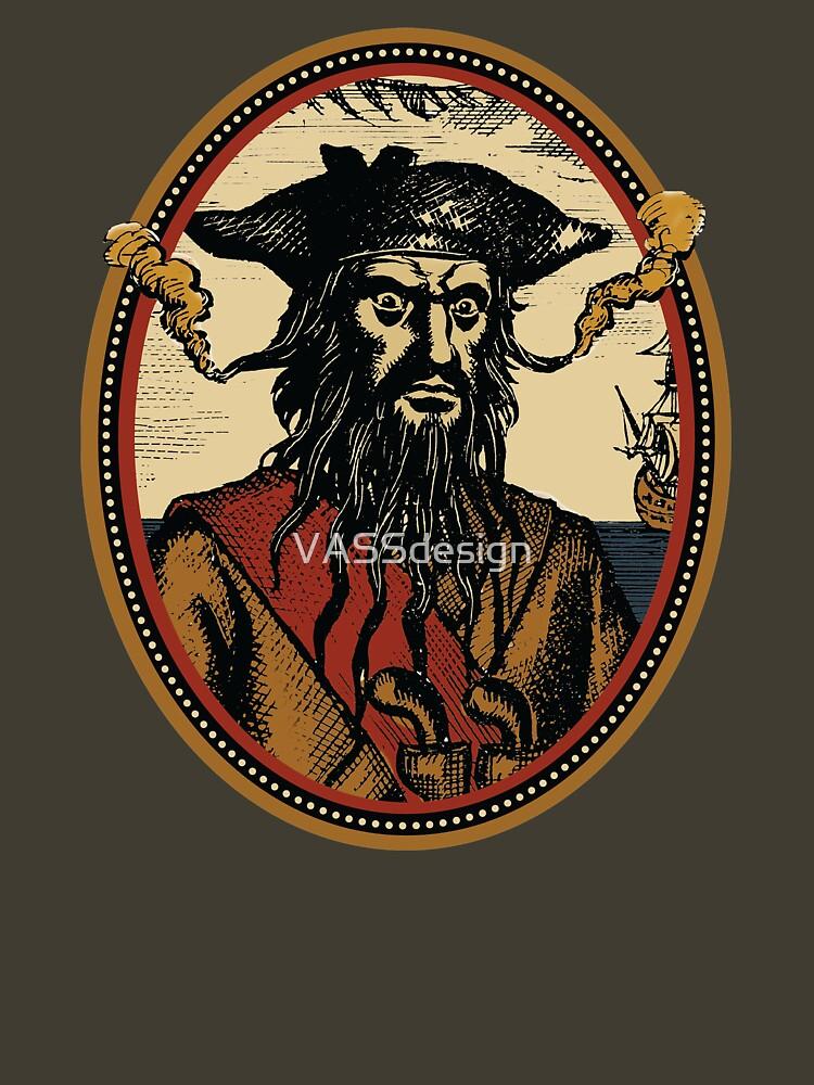Black Beard by VASSdesign