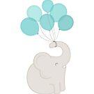 cheers, elephant by kimvervuurt