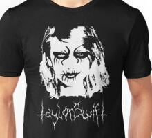 Black Metal Taylor Swift Unisex T-Shirt