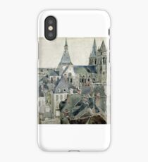 William Richard Lethaby - Blois  iPhone Case/Skin