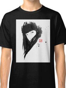 chinese  girl Classic T-Shirt