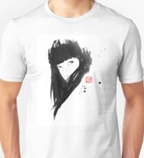 chinese  girl Unisex T-Shirt