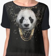 Panda by Desiigner Chiffon Top