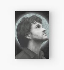 The Moon - Will Graham Hardcover Journal