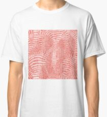 Seamless hand drawn abstract vector pattern Classic T-Shirt