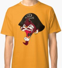 Pirate Monkey 1 Classic T-Shirt