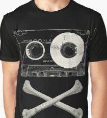 Pirate Music Graphic T-Shirt