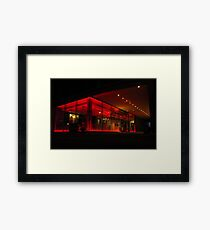 Salthouse Harbour Hotel, Ipswich Framed Print