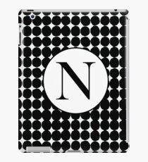 N Bubble iPad Case/Skin