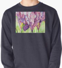 Water Iris Pullover
