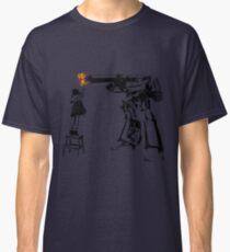 Megatron - Peace Through Botany Classic T-Shirt