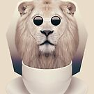 Caffeinimals: Lion by Lasse Damgaard