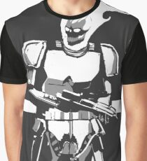 Ghost Rider Storm Trooper Graphic T-Shirt