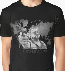 A World Of Pain b Graphic T-Shirt