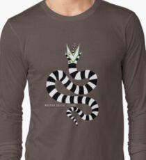 beetlejuice - sandworm Long Sleeve T-Shirt