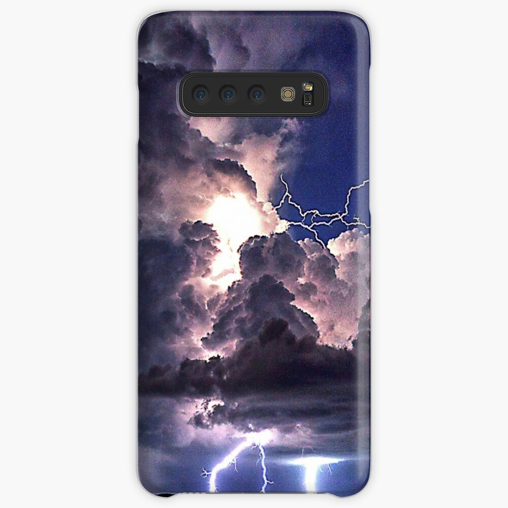 Lightning in HDR Case & Skin for Samsung Galaxy