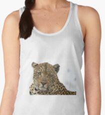 Can Leopards Wink? Women's Tank Top