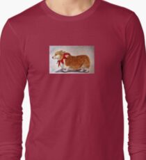 Dashing Through The Snow, Surely You Jest Long Sleeve T-Shirt