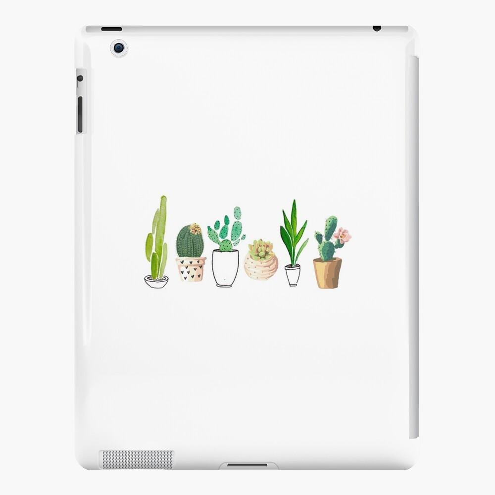Potted Cacti iPad-Hüllen & Klebefolien