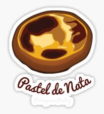 Pastel de Nata Sticker