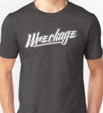 """""""Wreckage"""" - Wreckage Logo Tee T-Shirt"""