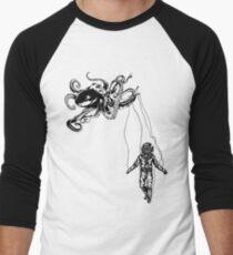 Octopus Kraken + Deep Sea Diver  T-Shirt