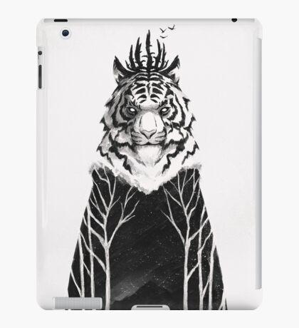 The Siberian King iPad Case/Skin