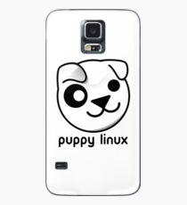 puppy linux Case/Skin for Samsung Galaxy