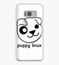 puppy linux Samsung Galaxy Case/Skin