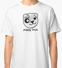 puppy linux Classic T-Shirt