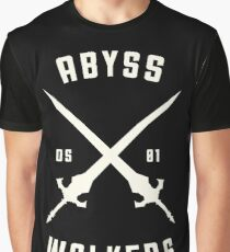 ABYSS WALKER Graphic T-Shirt