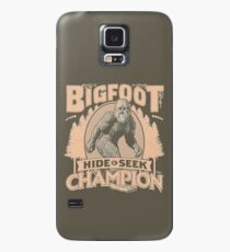 Bigfoot - Hide & Seek Champion Case/Skin for Samsung Galaxy