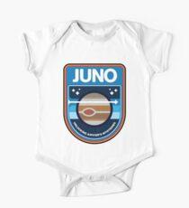 JUNO New Frontiers Logo One Piece - Short Sleeve