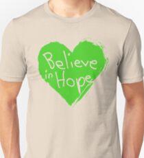 Believe In Hope Unisex T-Shirt