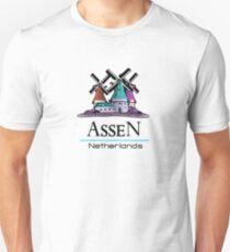 Assen, The Netherlands Unisex T-Shirt