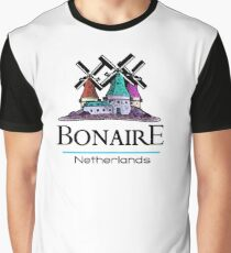 Bonaire, The Netherlands Antilles Graphic T-Shirt