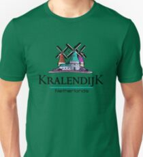 Kralendijk, The Netherlands Antilles Unisex T-Shirt