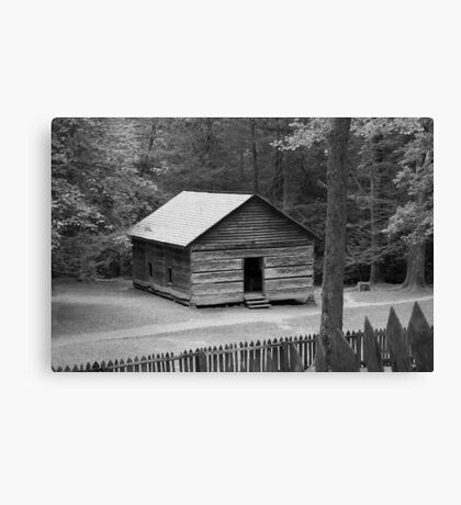 Little Greenbrier School II Canvas Print