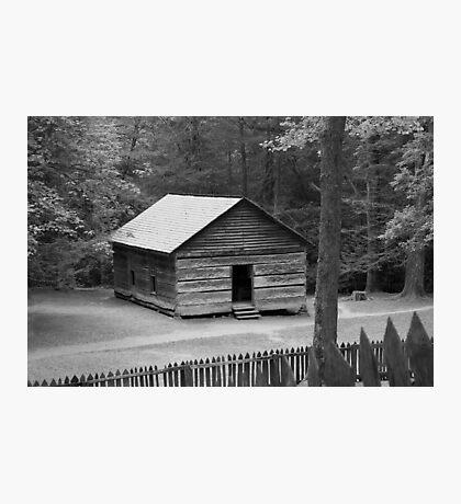Little Greenbrier School II Photographic Print