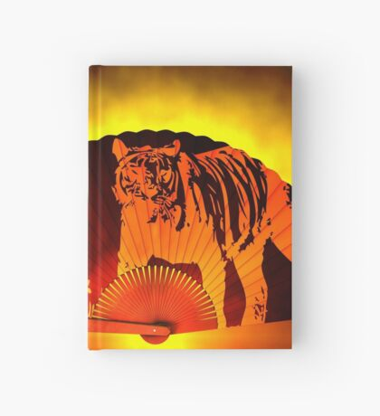 Asian subjects; Motive: Tiger Hardcover Journal