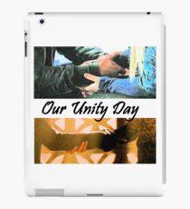 Unser Tag der Einheit iPad-Hülle & Klebefolie