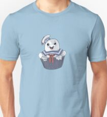 Stay Puft Cupcake T-Shirt