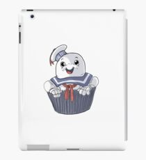 Stay Puft Cupcake iPad Case/Skin